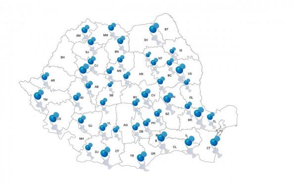 harta-distributie